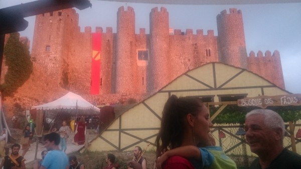 obidos holiday medieval fair